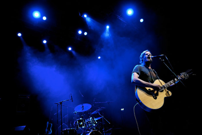 Arno Carstens performing live in London photographed by Marcus Maschwitz
