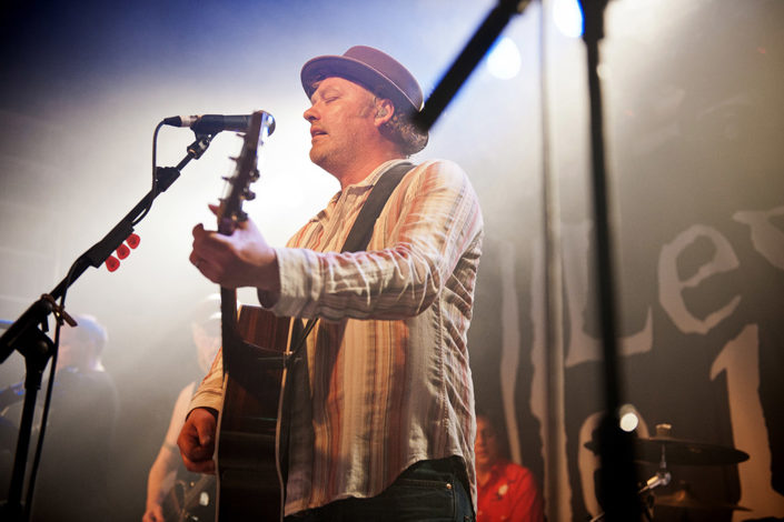 The Levellers live photographed by Marcus Maschwitz