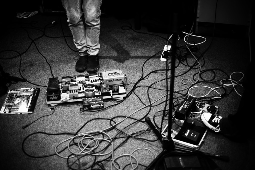 Starseed rehearsals photographed by Marcus Maschwitz